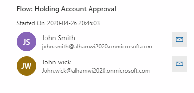 Approval Status