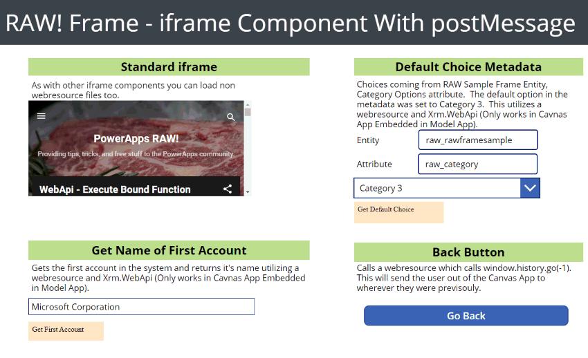 Frame Messenger