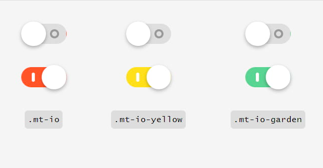 More Toggles
