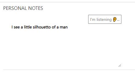 SpeechToText